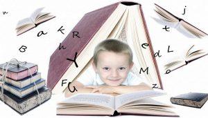 jongens lezen