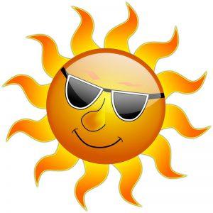 Afbeeldingsresultaat voor warm weer