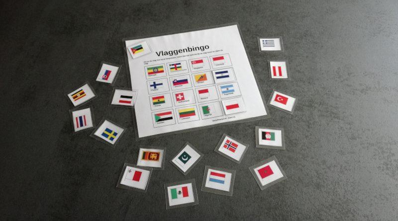 Vlaggenbingo
