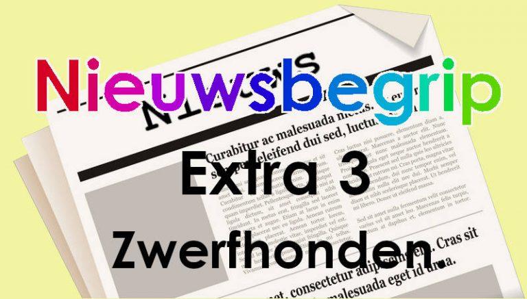 Nieuwsbegrip extra 3 – Zwerfhonden