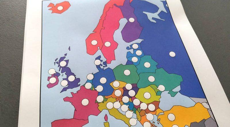 Landen detective Europa
